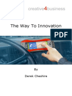 The Way to Innovation