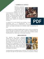 LA RAMA DE LA  ESTÉTICA.docx
