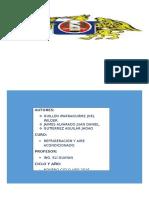 Instrumentación y Experimentación en El Sistema de Enfriamiento Del Motor de Combustión Modelo Perkins c