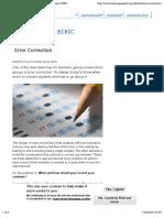 Error Correction   TeachingEnglish   British Council   BBC