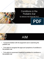 Conditions in the Pediatric Ear-1 - Copy