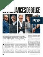 Deux nuances de belge - Le Vif (24.06.2016)