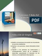 Funciones y Roles Del Guia de Turismo