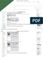 penggunaan vray Material Editor in V-Ray for SketchUp manual.pdf