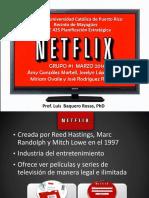 Ppt Netflix