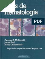 Atlas de Hematologia  - McDonald 5ed.pdf