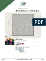 Lackman Park Place Neighborhood Real Estate Report