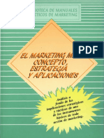 El Marketing Mix Concepto, Estrategia y Aplicaciones