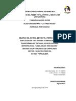 Proyecto Profesora Argelis Ultimo