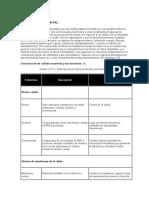 Estructura Celular General