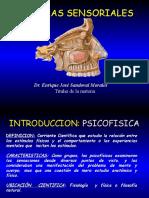 Sistemas Sensoriales Tema i (Taller Psicofisiologia)