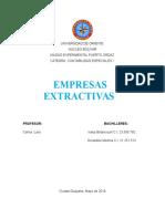 expresas extractivas