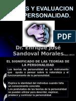 Teorias y Evaluacion de La Personalidad