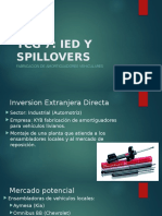 Tcg7 Ied y Spillovers