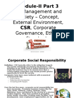 2- CSR