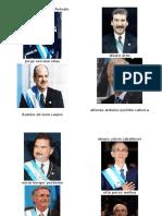 ´8 PRESIDENTES