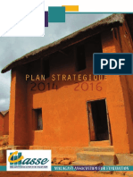 MALAGASY ASSOCIATION FOR EVALUATION, Plan stratégique 2014-2016, Antananarivo, MASSE, sd, 35p.