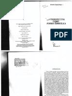 PANOFSKY - A Perspectiva Como Forma Simbolica