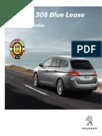 Peugeot 308SW Brochure