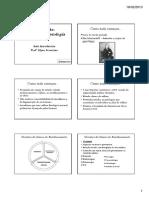 Conceituação - Geriatria e Gerontologia