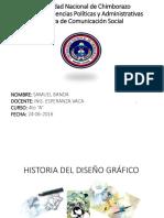Qué Es El Diseño Gráfico y Su Historia.pptx
