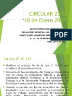 Circular 2345 CHILE