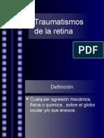 Traumatismos de La Retina