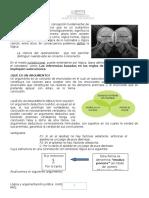 curso LÓGICA Y ARGUMENTACIÓN JURÍDICA