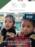 CTE Octava Sesión Preescolar