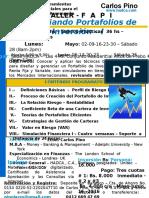 Mayo-Junio 2016-Gerenciando Portafolios de Inversión- I