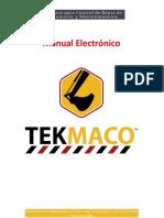 Manual Tek Maco