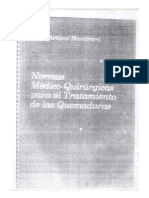 Manual de Quemaduras Benaim