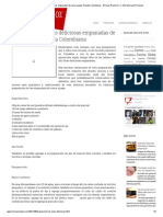 Preparación de Unas Deliciosas Empanadas de Carne y Papa_ Receta Colombiana - Enrique Ruiz & Co