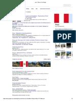 Peru international