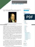 5 Cuestiones Para Entender La Filosofía de Hegel