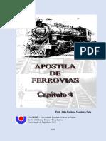 Ferrovias 2012 Capitulo 4 - Material Rodante