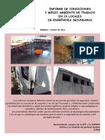 Informe FENAPES