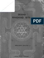 Srimad Bhagavad Gita Completo