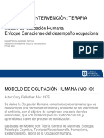 Modelos de Intervencion