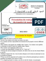 Chapitre I (1) Présentation du routage Et  du transfert de paquets
