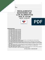 Reglamento Sanitario de los Alimentos.doc
