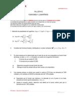 Taller Ndeg2 Funciones y Logaritmos