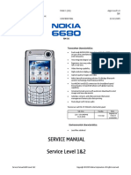 Nokia 6680 - RM-36 - Service Manual - Level 1 2