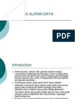 Analisis Aliran Daya 1
