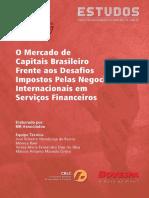 O mercado de Capitais Brasileiros