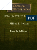 Petroleum Refinery Engineering, Fourth Edition