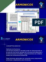 ESTUDIO ARMONICOS