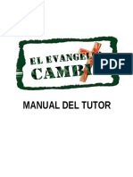 El Evangelio Cambia_manual Tutor