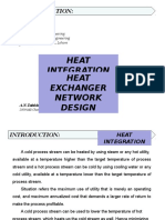 Heat Integration