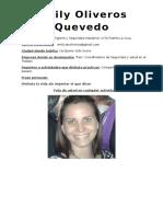 Emily Oliveros